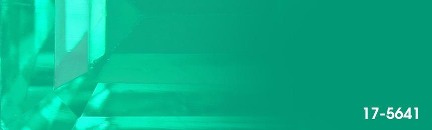 Pantone 17-5641: vert émeraude