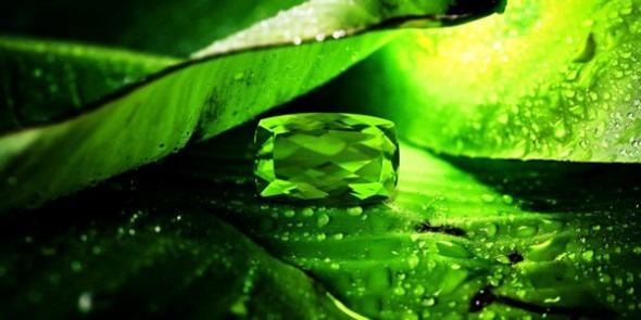 Péridot du Cachemire - Juwelo, bijoux en Péridot en ligne.