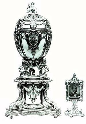 Oeuf de Fabergé - Juwelo, bijouterie en ligne.