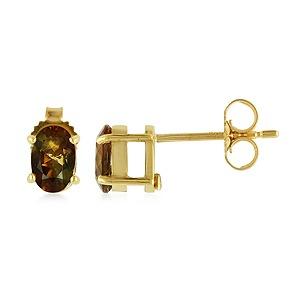 Bijoux or et argent sertis d'Andalousite chez Juwelo, votre bijouterie en ligne.