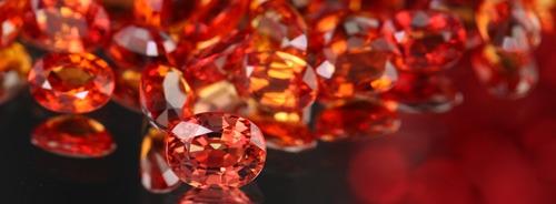 Bijoux rubis rouge du soir chez Juwelo bijouterie en ligne