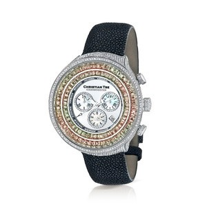 Collection bijoux Lance Fisher - Montre Zultanite - Juwelo