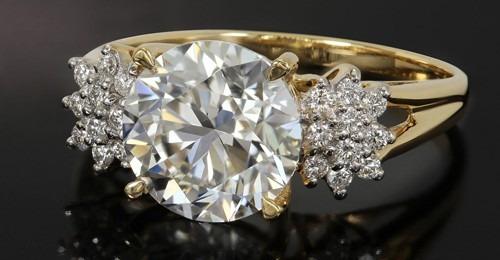 Bague en or et Diamant de 3 carats - Juwelo bijouterie en ligne