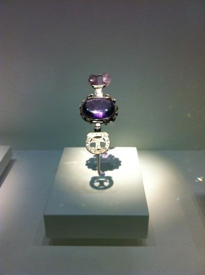 Purple Sapphire, l'Améthyste maudite
