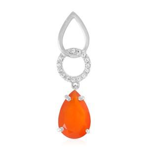 La Cornaline, une pierre fines à retrouver dans votre bijouterie Juwelo