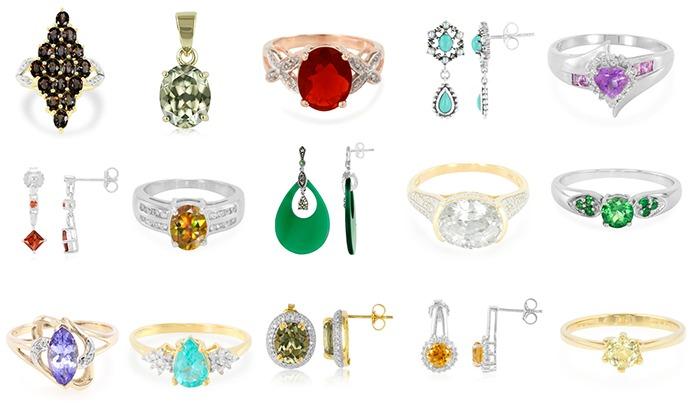 renseignez-vous sur sa couleur préférée pour lui offrir le bijou qui lui plaira à tous les coups.
