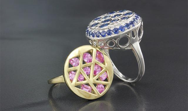 Symbolique mystique pour la collection de bijoux Jahdo