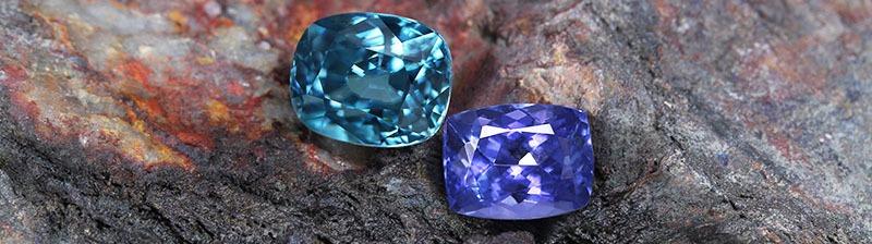 Le nom des pierres bleues