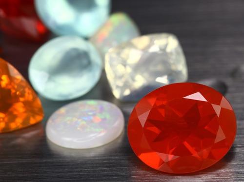 L'histoire sur les Opales