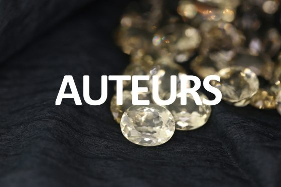 auteurs et experts du blog bijoux pierres