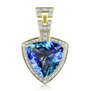 bijoux en Tanzanite caméléon