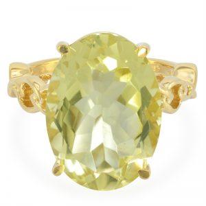 Bienfaits de la citrine portée en bijoux