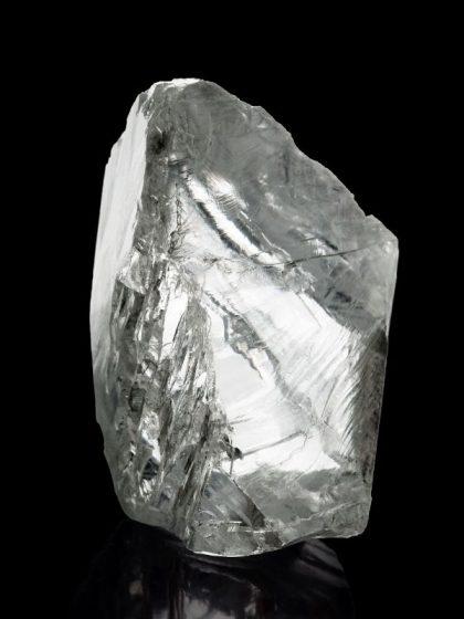 Le plus gros diamant du monde