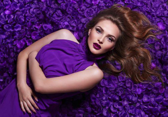 Ultra violet la couleur de l'année 2018