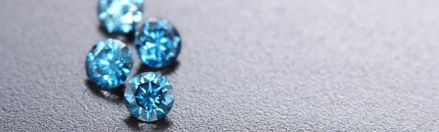 L'histoire des Diamants bleus