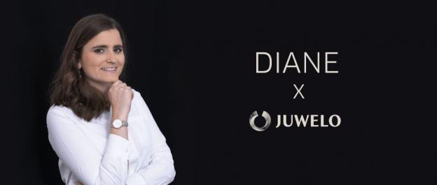 Diane nouvelle au service client Juwelo